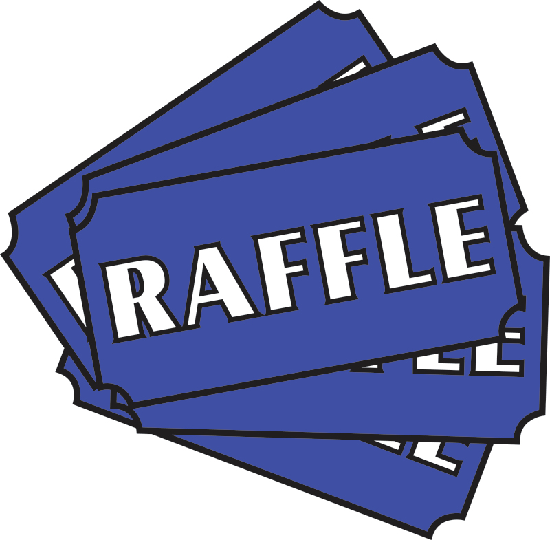 Raffle tickets available